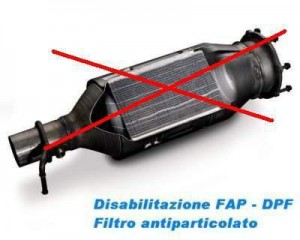 disabilitazione FAP
