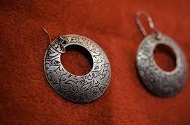 orecchini argento