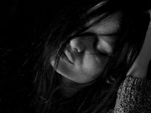 depressione ragazza