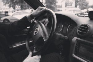 auto mercedes interni